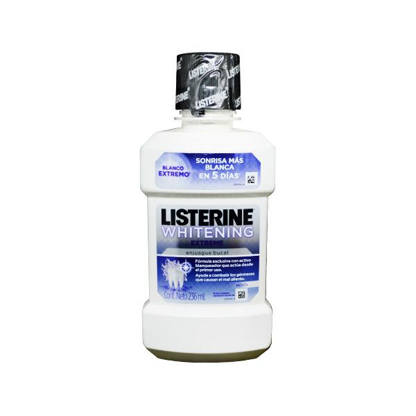 Farmacia PVR - Listerine Whitening