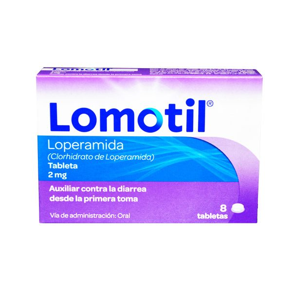 Farmacia PVR - Lomotil