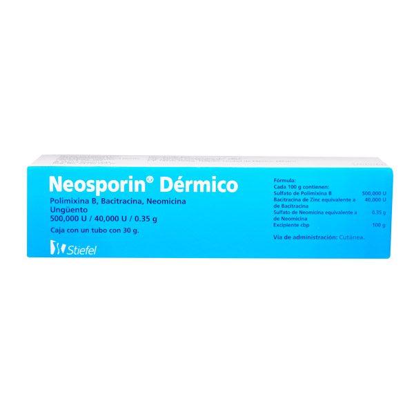 Farmacia PVR - Neosporin