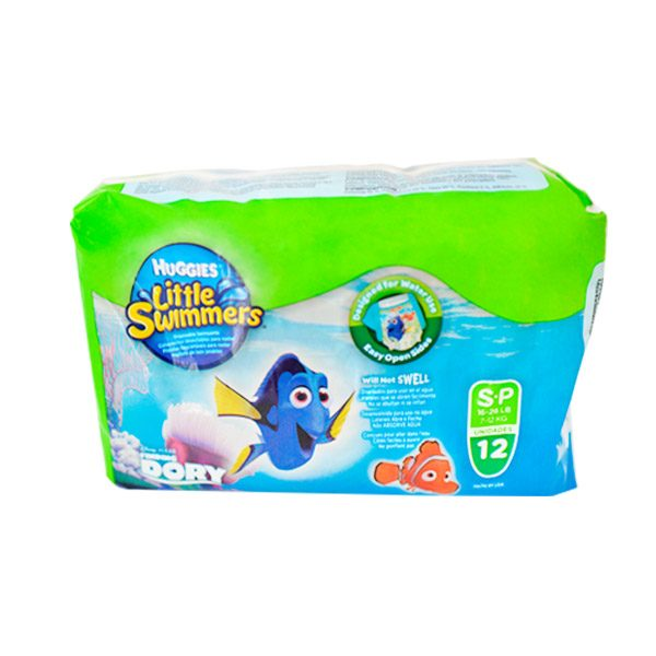 Farmacia PVR / Huggies Little Swimmers