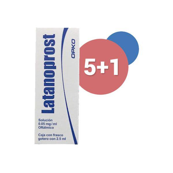 Farmacia PVR - Latanoprost