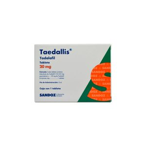 Farmacia PVR - Taedallis 20mg