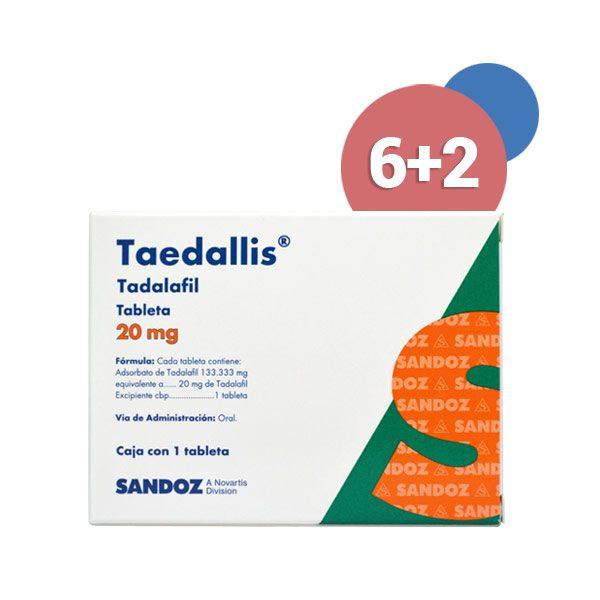 Farmacia PVR - Cialis - Taedallis - Tadalafil