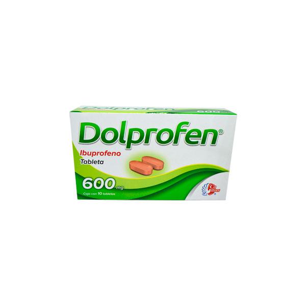 Farmacia PVR - Dolprofen 600mg
