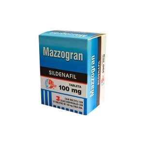 Farmacia PVR - Mazzogram 100mg / 3x10