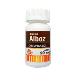 Farmacia PVR - Alboz / Omeprazol 20mg