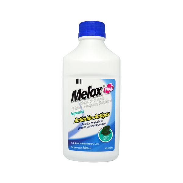 Farmacia PVR - Melox 360ml