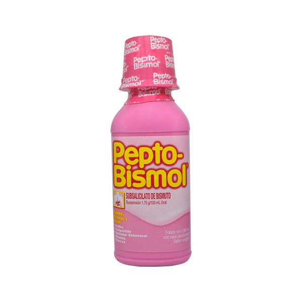 Farmacia PVR - Pepto Bismol - 236ml