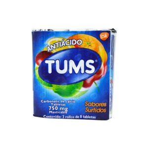 Farmacia PVR - Tums 3/8