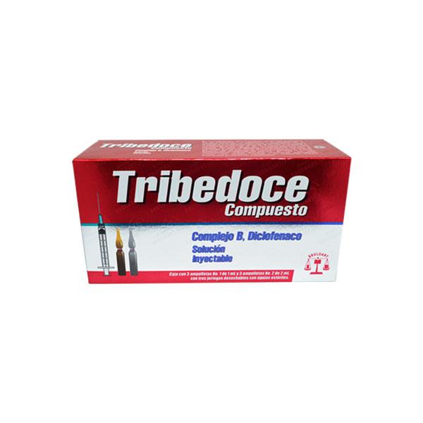 Farmacia PVR - Tribedoce Compuesto