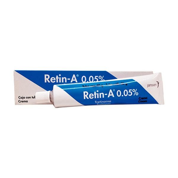 Farmacia PVR / Retin-A 0.05%