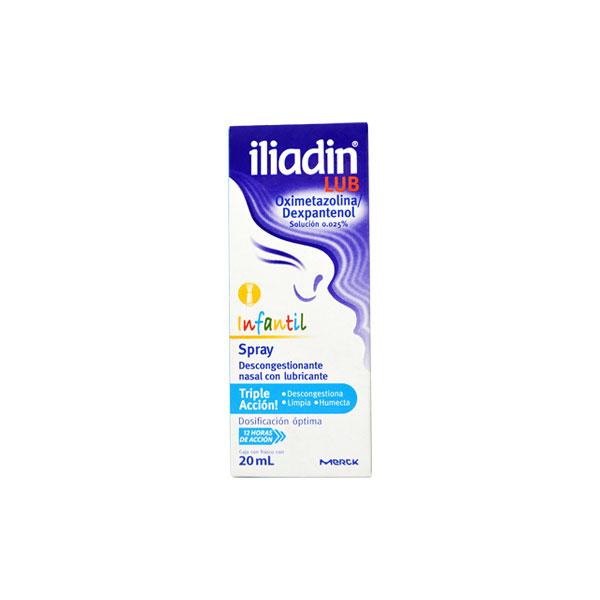 Farmacia PVR - Iliadin LUB Infantil 20ml