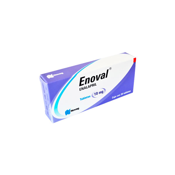 Farmacia PVR - Enoval 10mg