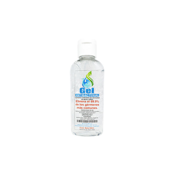 Farmacia PVR - Gel Antibacterial