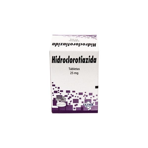 Farmacia PVR - Hidroclorotiazida