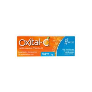Farmacia PVR - Oxital C Forte 2g
