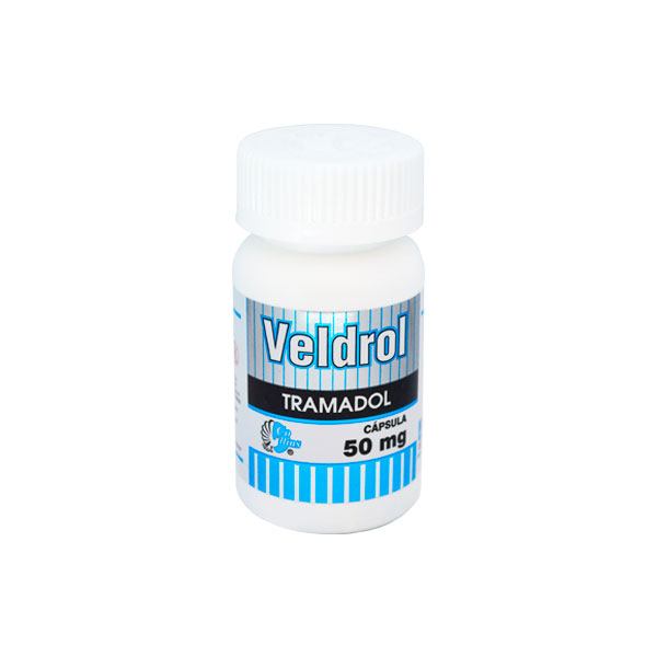 Farmacia PVR - Tramadol / Veldrol 50mg