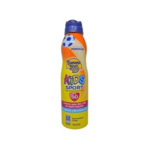 Farmacia PVR - Banana Boat Kids Sport 50+ Powerstay Spray