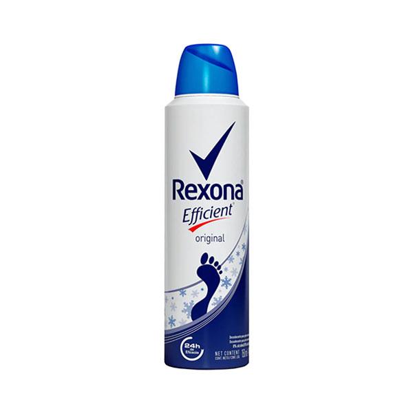 Farmacia PVR - Rexona Efficient Original Desodorante para pies Spray