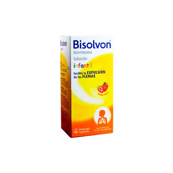 Bisolvon Infantil - Bromhexina Farmacias PVR